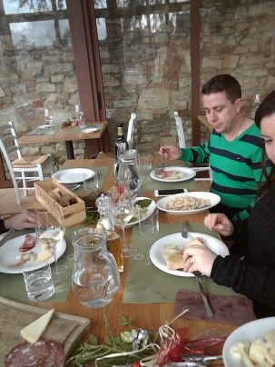 lunch at Relais Villa Olma_Tuscany2