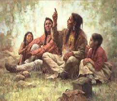 Native storytellers